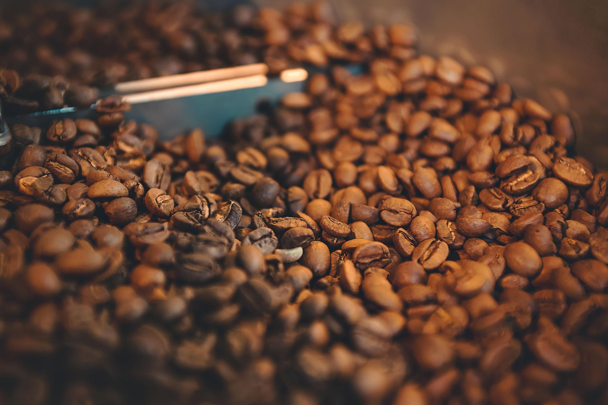 café selecionado e torrado